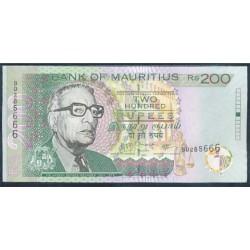 Mauricio (Islas) 200 Rupees PK 57b (2.007) S/C