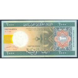 Mauritania 2.000 Ouguiya PK 14 (28-11-2.004) S/C