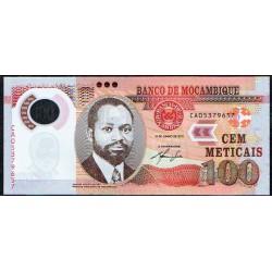 Mozambique 100 Meticais PK 151 (16-6-2.011) S/C