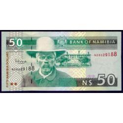 Namibia 50 Dólares Pk 8 (2.003) S/C