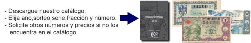 Catálogo Lotería Nacional
