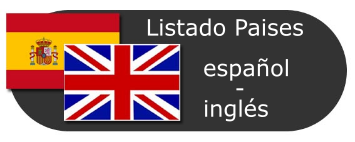 Listado paises español